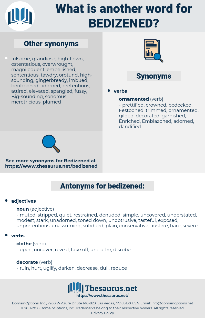 bedizened, synonym bedizened, another word for bedizened, words like bedizened, thesaurus bedizened
