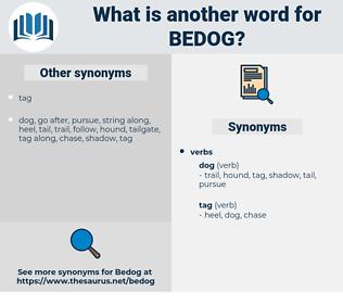 bedog, synonym bedog, another word for bedog, words like bedog, thesaurus bedog