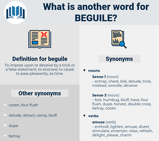 beguile, synonym beguile, another word for beguile, words like beguile, thesaurus beguile