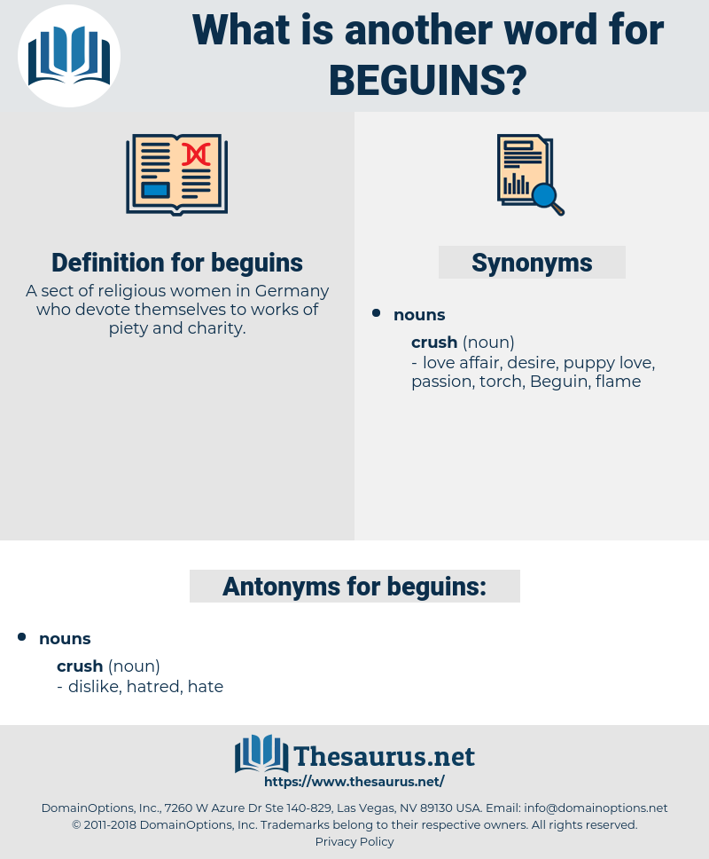 beguins, synonym beguins, another word for beguins, words like beguins, thesaurus beguins