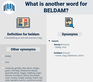 beldam, synonym beldam, another word for beldam, words like beldam, thesaurus beldam