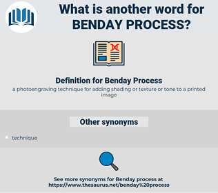 Benday Process, synonym Benday Process, another word for Benday Process, words like Benday Process, thesaurus Benday Process