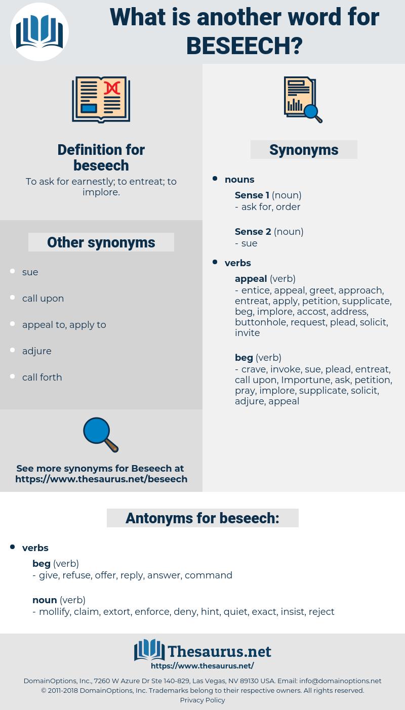 beseech, synonym beseech, another word for beseech, words like beseech, thesaurus beseech