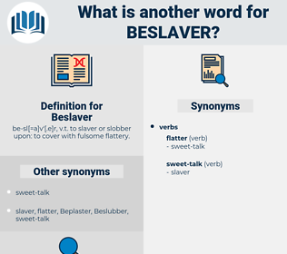 Beslaver, synonym Beslaver, another word for Beslaver, words like Beslaver, thesaurus Beslaver