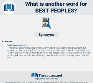 best peoples, synonym best peoples, another word for best peoples, words like best peoples, thesaurus best peoples