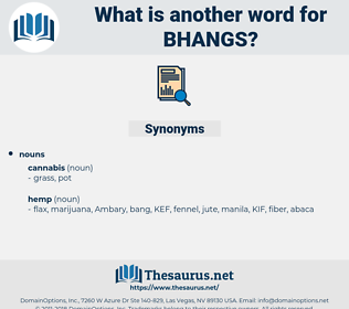 bhangs, synonym bhangs, another word for bhangs, words like bhangs, thesaurus bhangs