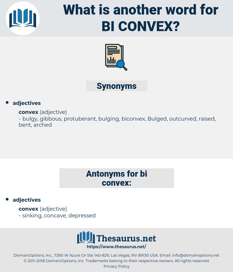 Bi-Convex, synonym Bi-Convex, another word for Bi-Convex, words like Bi-Convex, thesaurus Bi-Convex