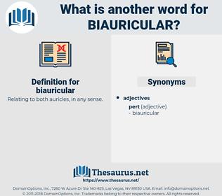 biauricular, synonym biauricular, another word for biauricular, words like biauricular, thesaurus biauricular