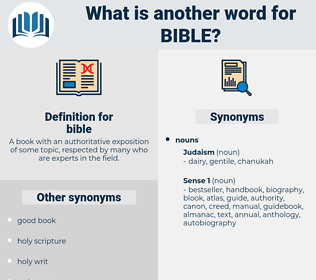 bible, synonym bible, another word for bible, words like bible, thesaurus bible
