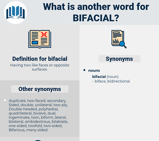 bifacial, synonym bifacial, another word for bifacial, words like bifacial, thesaurus bifacial