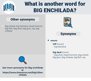 big enchilada, synonym big enchilada, another word for big enchilada, words like big enchilada, thesaurus big enchilada