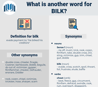 bilk, synonym bilk, another word for bilk, words like bilk, thesaurus bilk