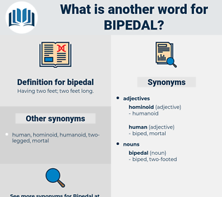 bipedal, synonym bipedal, another word for bipedal, words like bipedal, thesaurus bipedal