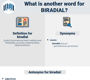 biradial, synonym biradial, another word for biradial, words like biradial, thesaurus biradial