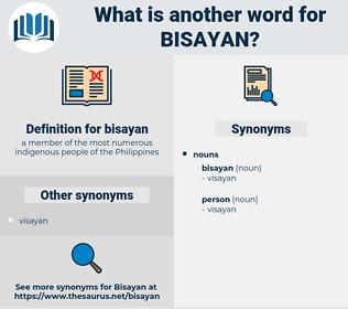 bisayan, synonym bisayan, another word for bisayan, words like bisayan, thesaurus bisayan