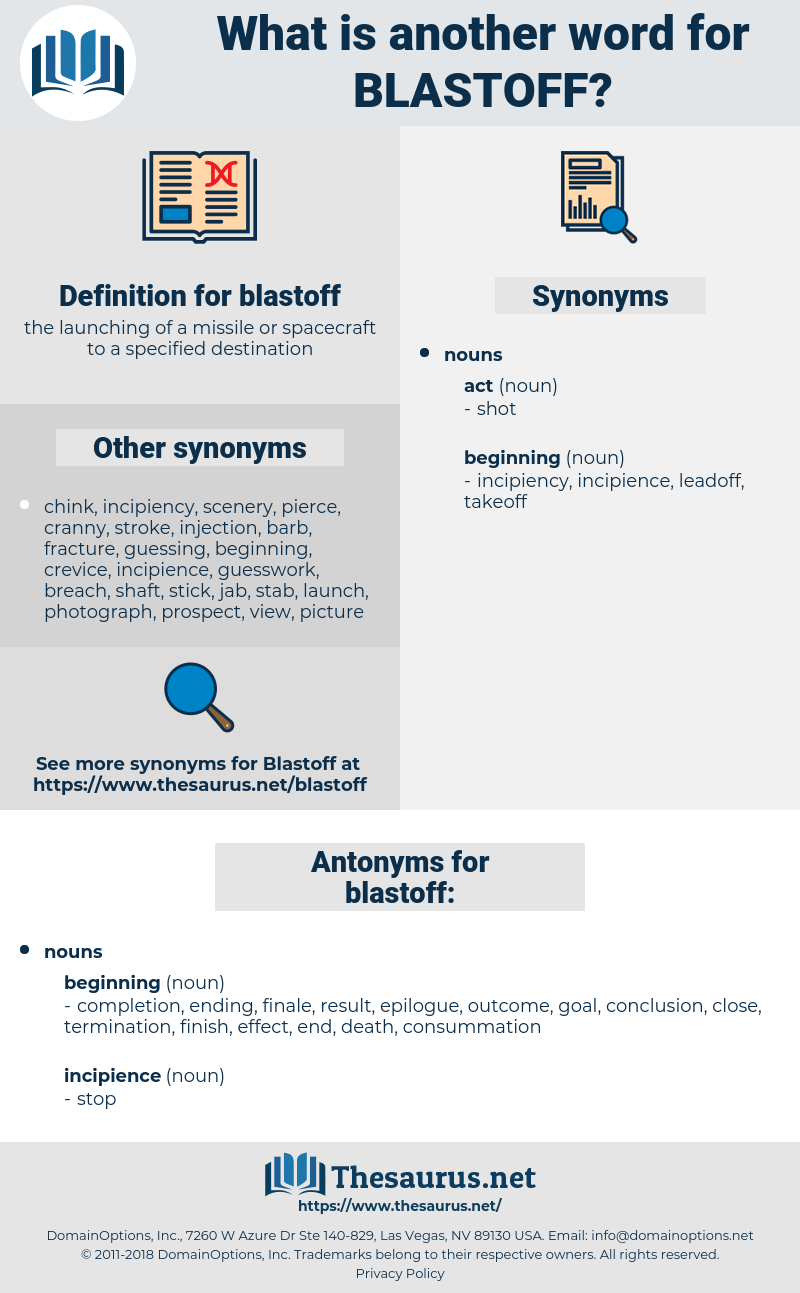 blastoff, synonym blastoff, another word for blastoff, words like blastoff, thesaurus blastoff