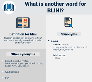 blini, synonym blini, another word for blini, words like blini, thesaurus blini