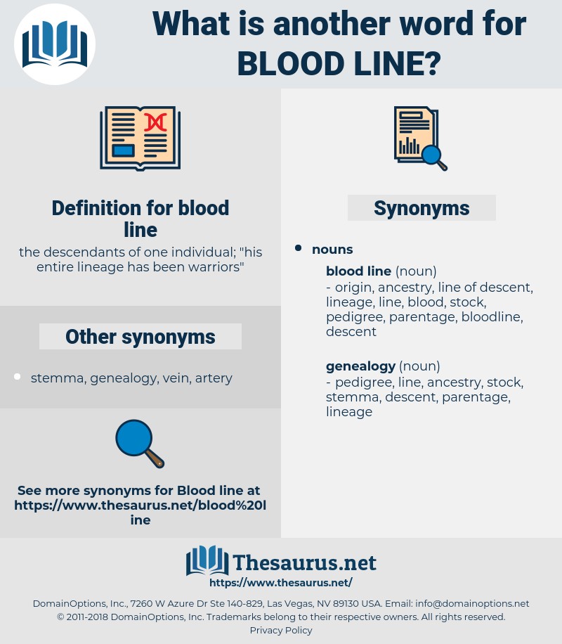 blood line, synonym blood line, another word for blood line, words like blood line, thesaurus blood line