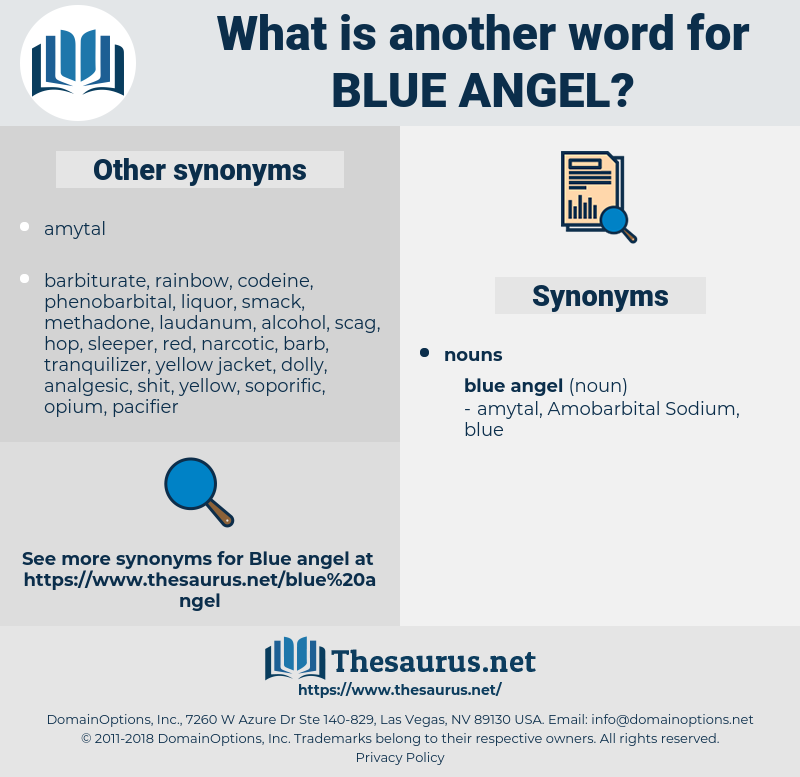 blue angel, synonym blue angel, another word for blue angel, words like blue angel, thesaurus blue angel