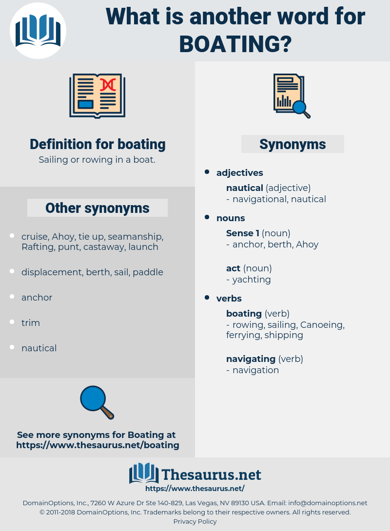 boating, synonym boating, another word for boating, words like boating, thesaurus boating