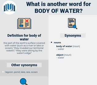 body of water, synonym body of water, another word for body of water, words like body of water, thesaurus body of water