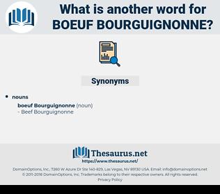 Boeuf Bourguignonne, synonym Boeuf Bourguignonne, another word for Boeuf Bourguignonne, words like Boeuf Bourguignonne, thesaurus Boeuf Bourguignonne