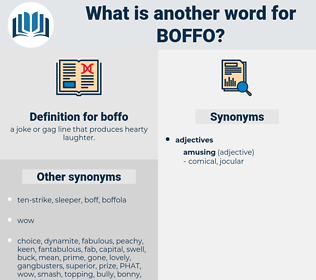 boffo, synonym boffo, another word for boffo, words like boffo, thesaurus boffo
