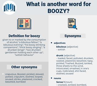 boozy, synonym boozy, another word for boozy, words like boozy, thesaurus boozy