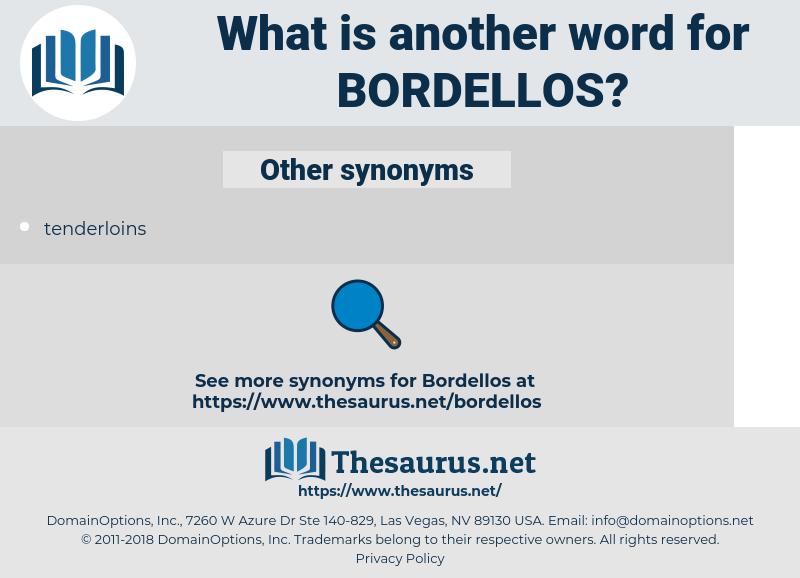 bordellos, synonym bordellos, another word for bordellos, words like bordellos, thesaurus bordellos