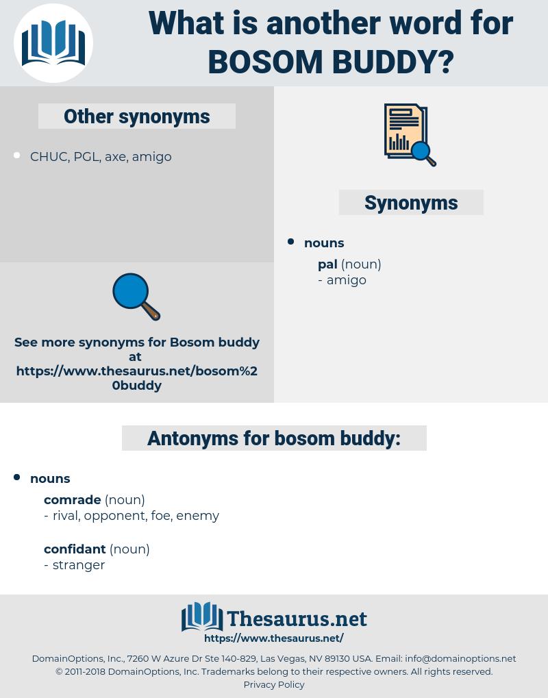 bosom buddy, synonym bosom buddy, another word for bosom buddy, words like bosom buddy, thesaurus bosom buddy
