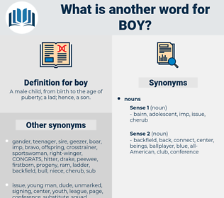 boy, synonym boy, another word for boy, words like boy, thesaurus boy