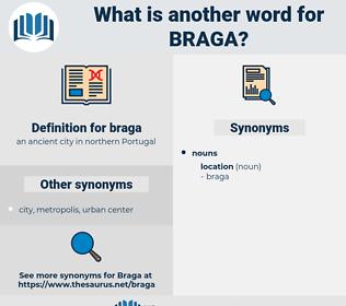 braga, synonym braga, another word for braga, words like braga, thesaurus braga