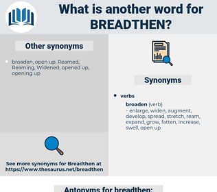 breadthen, synonym breadthen, another word for breadthen, words like breadthen, thesaurus breadthen