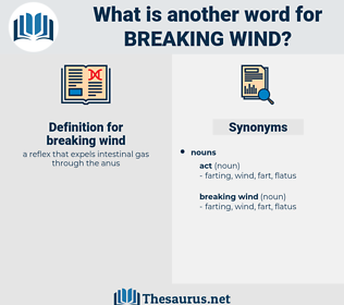 breaking wind, synonym breaking wind, another word for breaking wind, words like breaking wind, thesaurus breaking wind