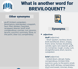 breviloquent, synonym breviloquent, another word for breviloquent, words like breviloquent, thesaurus breviloquent