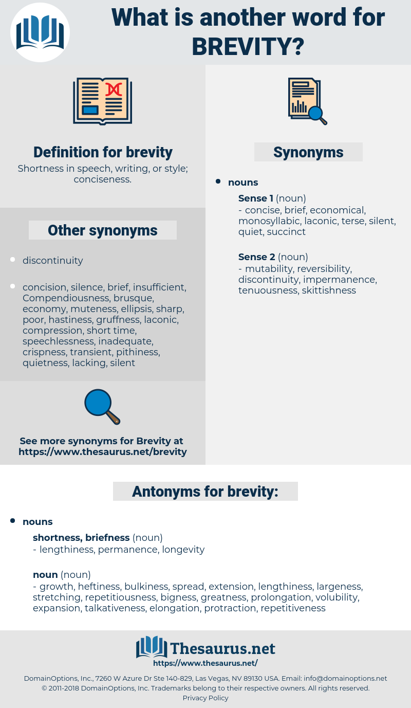 brevity, synonym brevity, another word for brevity, words like brevity, thesaurus brevity