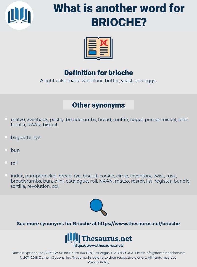 brioche, synonym brioche, another word for brioche, words like brioche, thesaurus brioche