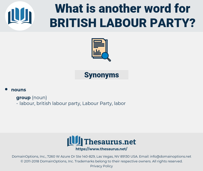 british labour party, synonym british labour party, another word for british labour party, words like british labour party, thesaurus british labour party