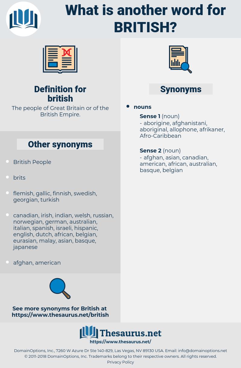 british, synonym british, another word for british, words like british, thesaurus british