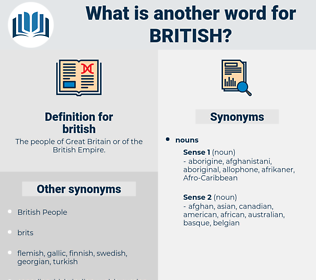 british, synonym british, another word for british, words like british, thesaurus british