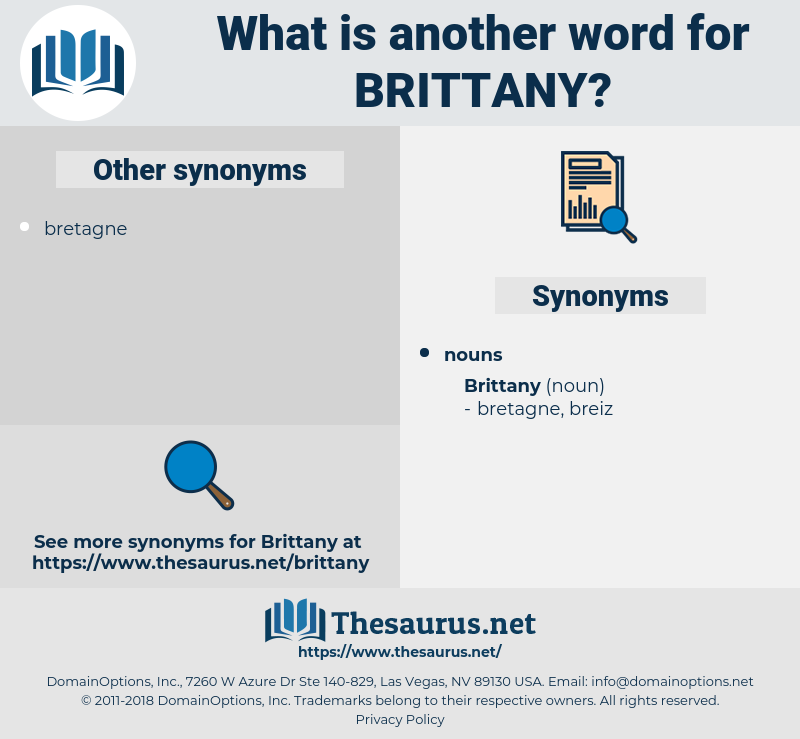 brittany, synonym brittany, another word for brittany, words like brittany, thesaurus brittany