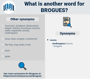 Brogues, synonym Brogues, another word for Brogues, words like Brogues, thesaurus Brogues