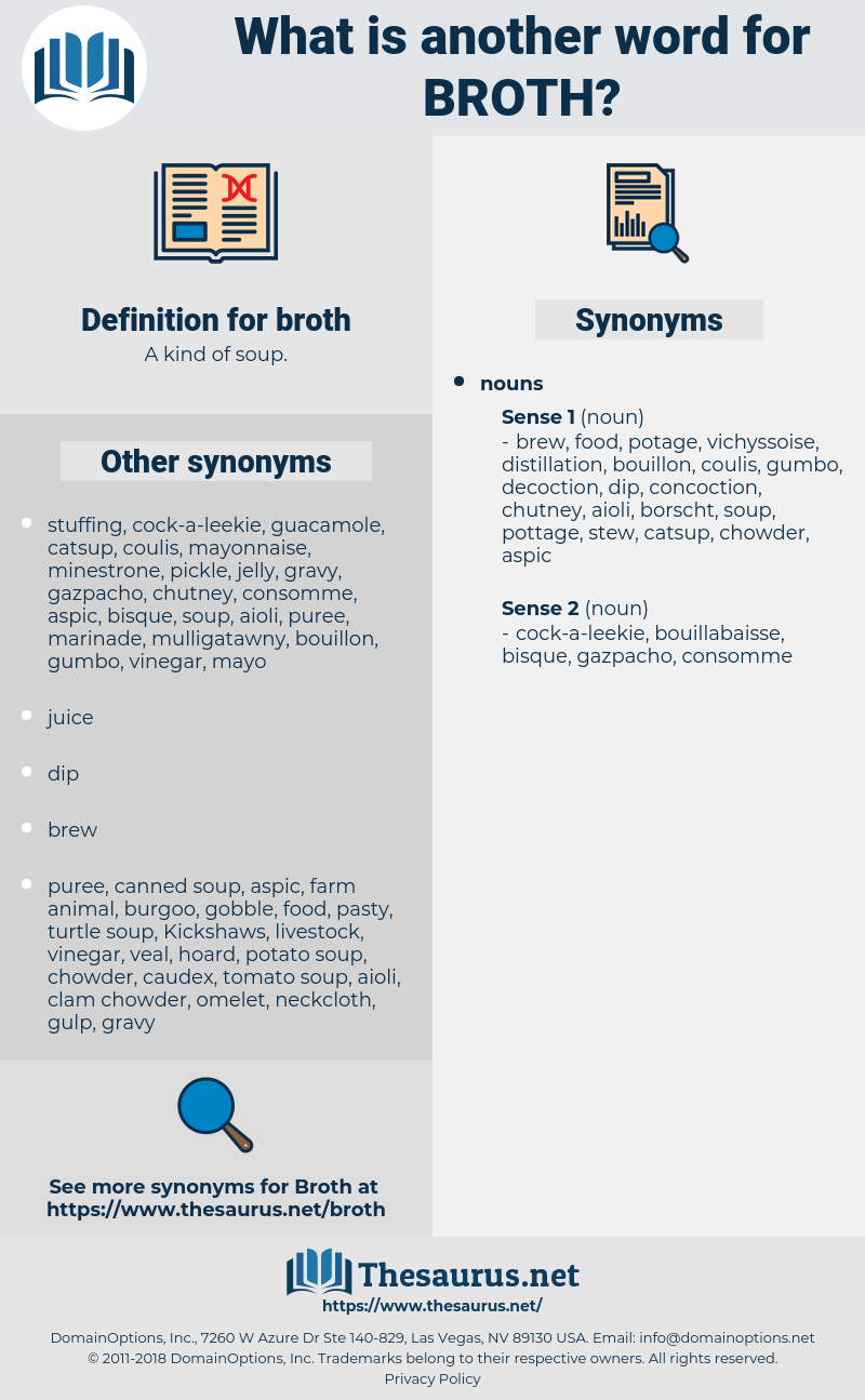 broth, synonym broth, another word for broth, words like broth, thesaurus broth