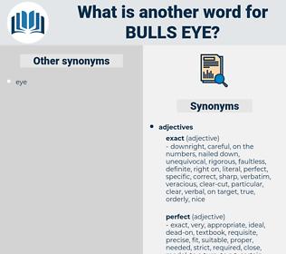 bulls-eye, synonym bulls-eye, another word for bulls-eye, words like bulls-eye, thesaurus bulls-eye