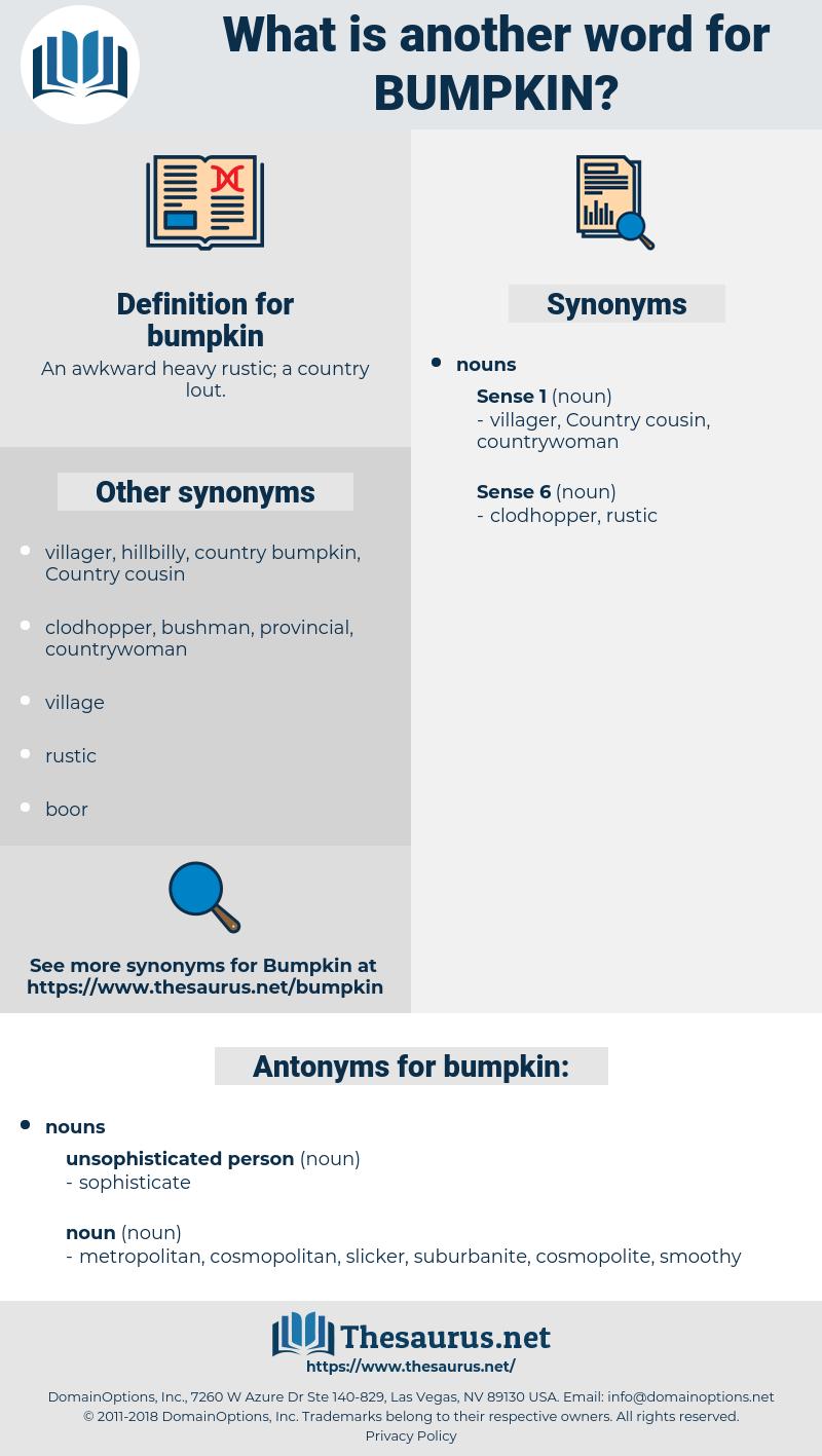 bumpkin, synonym bumpkin, another word for bumpkin, words like bumpkin, thesaurus bumpkin