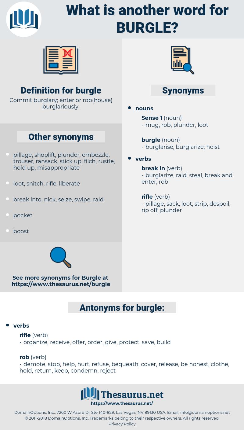 burgle, synonym burgle, another word for burgle, words like burgle, thesaurus burgle