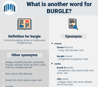 burgle, synonym burgle, another word for burgle, words like burgle, thesaurus burgle