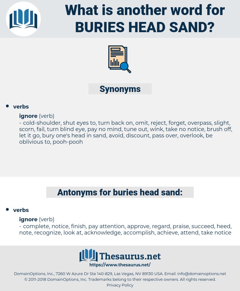 buries head sand, synonym buries head sand, another word for buries head sand, words like buries head sand, thesaurus buries head sand