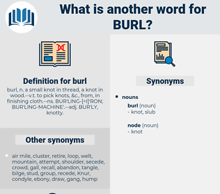 burl, synonym burl, another word for burl, words like burl, thesaurus burl