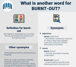 burnt-out, synonym burnt-out, another word for burnt-out, words like burnt-out, thesaurus burnt-out